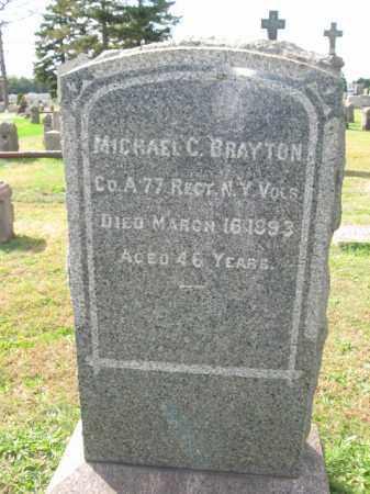 BRAYTON, MICHAEL C. - Middlesex County, New Jersey   MICHAEL C. BRAYTON - New Jersey Gravestone Photos