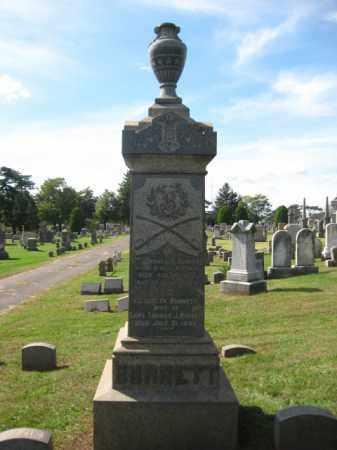 BURNETT, CAPT.THOMAS J. (W) - Middlesex County, New Jersey | CAPT.THOMAS J. (W) BURNETT - New Jersey Gravestone Photos
