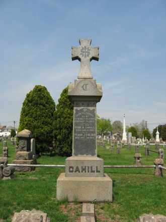 CAHILL, FRANCIS - Middlesex County, New Jersey | FRANCIS CAHILL - New Jersey Gravestone Photos