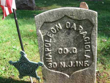 CARACIOLA, NAPOLEON - Middlesex County, New Jersey | NAPOLEON CARACIOLA - New Jersey Gravestone Photos