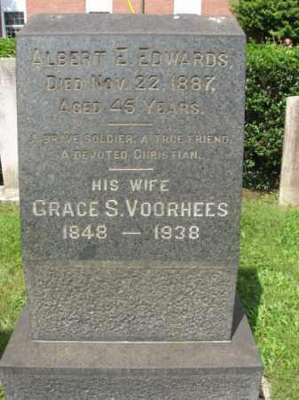 EDWARDS, ALBERT E. - Middlesex County, New Jersey | ALBERT E. EDWARDS - New Jersey Gravestone Photos