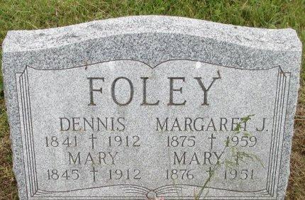 FOLEY, DENNIS - Middlesex County, New Jersey | DENNIS FOLEY - New Jersey Gravestone Photos