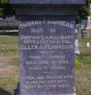 GARRIGAN, THOMAS F. - Middlesex County, New Jersey | THOMAS F. GARRIGAN - New Jersey Gravestone Photos