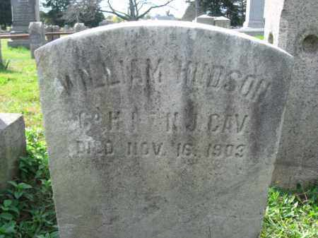 HUDSON, SGT.WILLIAM - Middlesex County, New Jersey | SGT.WILLIAM HUDSON - New Jersey Gravestone Photos
