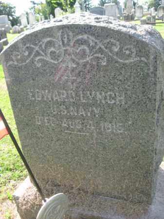 LYNCH, EDWARD - Middlesex County, New Jersey | EDWARD LYNCH - New Jersey Gravestone Photos