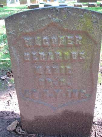 MABIE, GERADOUS (GERADUS) - Middlesex County, New Jersey | GERADOUS (GERADUS) MABIE - New Jersey Gravestone Photos