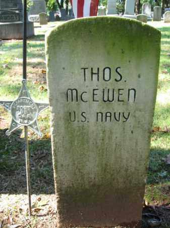 MCEWEN, THOMAS - Middlesex County, New Jersey | THOMAS MCEWEN - New Jersey Gravestone Photos