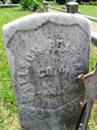 PEARSALL, NELSON - Middlesex County, New Jersey | NELSON PEARSALL - New Jersey Gravestone Photos