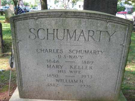 SCHUMARTY, CHARLES - Middlesex County, New Jersey | CHARLES SCHUMARTY - New Jersey Gravestone Photos