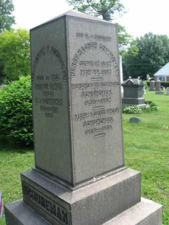 SCHUREMAN, HENRY H. - Middlesex County, New Jersey | HENRY H. SCHUREMAN - New Jersey Gravestone Photos