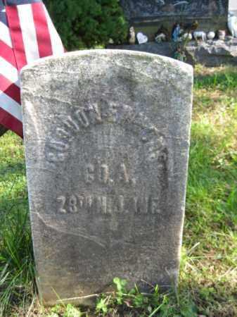 EMMONS, GORDON - Middlesex County, New Jersey | GORDON EMMONS - New Jersey Gravestone Photos