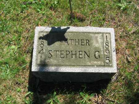 CONK, STEPHEN G. - Monmouth County, New Jersey | STEPHEN G. CONK - New Jersey Gravestone Photos