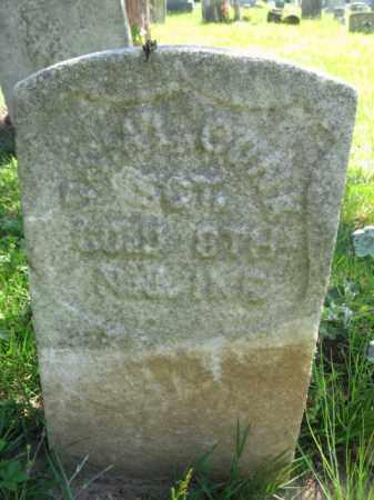 CONK, SAMUEL - Monmouth County, New Jersey | SAMUEL CONK - New Jersey Gravestone Photos