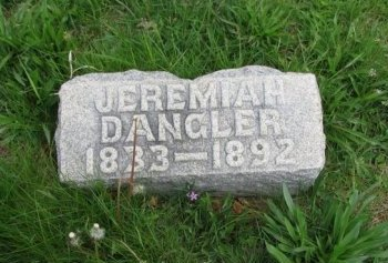 DANGLER, JEREMIAH - Monmouth County, New Jersey   JEREMIAH DANGLER - New Jersey Gravestone Photos