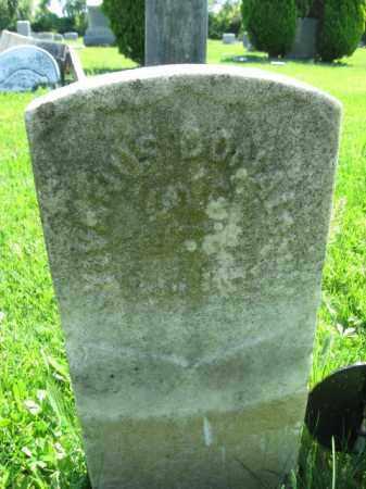 DONALDSON, SYLVANUS - Monmouth County, New Jersey | SYLVANUS DONALDSON - New Jersey Gravestone Photos