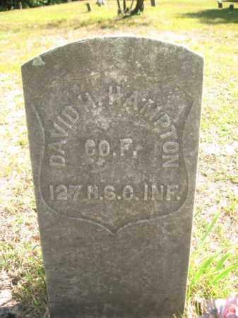 HAMPTON, DAVID H. - Monmouth County, New Jersey | DAVID H. HAMPTON - New Jersey Gravestone Photos