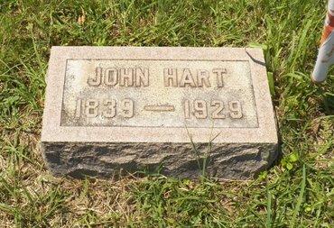 HART, JOHN - Monmouth County, New Jersey | JOHN HART - New Jersey Gravestone Photos