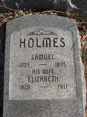 HOLMES, SAMUEL - Monmouth County, New Jersey | SAMUEL HOLMES - New Jersey Gravestone Photos