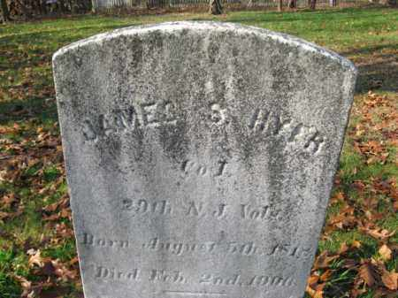 HYER, JAMES S. - Monmouth County, New Jersey | JAMES S. HYER - New Jersey Gravestone Photos