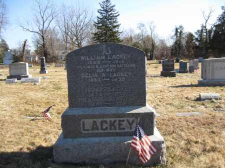 LACKEY, WILLIAM - Monmouth County, New Jersey   WILLIAM LACKEY - New Jersey Gravestone Photos