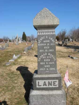 LANE, HENRY C. - Monmouth County, New Jersey | HENRY C. LANE - New Jersey Gravestone Photos