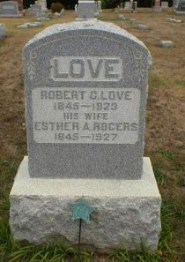 LOVE, ROBERT C. - Monmouth County, New Jersey | ROBERT C. LOVE - New Jersey Gravestone Photos