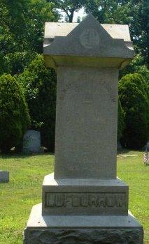 LUFBURROW, BENJAMIN B. - Monmouth County, New Jersey | BENJAMIN B. LUFBURROW - New Jersey Gravestone Photos