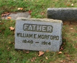 MORFORD, WILLIAM E. - Monmouth County, New Jersey | WILLIAM E. MORFORD - New Jersey Gravestone Photos