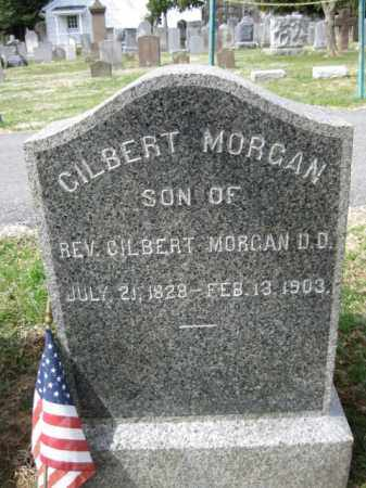 MORGAN, GILBERT - Monmouth County, New Jersey | GILBERT MORGAN - New Jersey Gravestone Photos