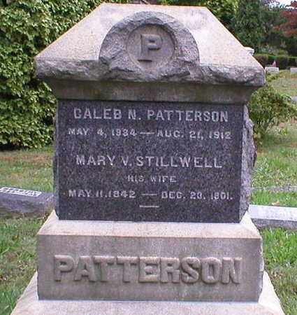 PATTERSON, CALEB N. - Monmouth County, New Jersey | CALEB N. PATTERSON - New Jersey Gravestone Photos