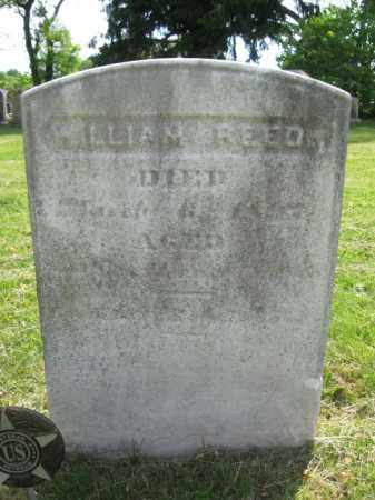 REED, WILLIAM - Monmouth County, New Jersey | WILLIAM REED - New Jersey Gravestone Photos