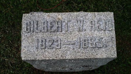 REID, GILBERT W. - Monmouth County, New Jersey   GILBERT W. REID - New Jersey Gravestone Photos