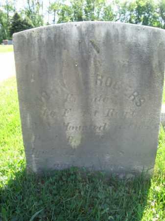 ROGERS, JOHN I. - Monmouth County, New Jersey   JOHN I. ROGERS - New Jersey Gravestone Photos