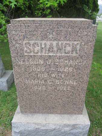 SCHANCK, NELSON J. - Monmouth County, New Jersey | NELSON J. SCHANCK - New Jersey Gravestone Photos