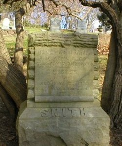 SMITH, HENDRICK H. - Monmouth County, New Jersey   HENDRICK H. SMITH - New Jersey Gravestone Photos