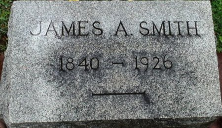 SMITH, JAMES A. - Monmouth County, New Jersey | JAMES A. SMITH - New Jersey Gravestone Photos