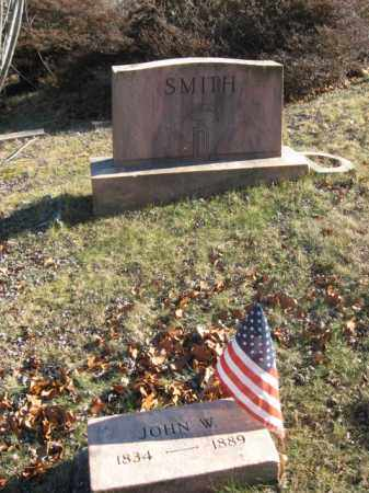 SMITH, JOHN W. - Monmouth County, New Jersey | JOHN W. SMITH - New Jersey Gravestone Photos