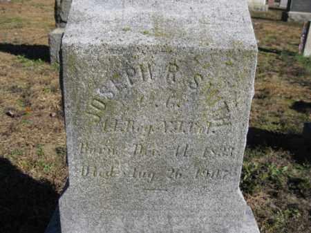 SMITH, JOSEPH R. - Monmouth County, New Jersey | JOSEPH R. SMITH - New Jersey Gravestone Photos