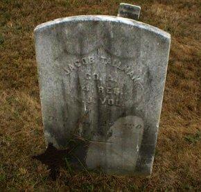 TALLMAN, JACOB - Monmouth County, New Jersey   JACOB TALLMAN - New Jersey Gravestone Photos