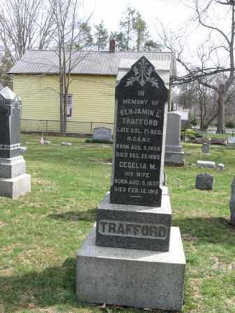TRAFFORD, BENJAMIN LAMB - Monmouth County, New Jersey   BENJAMIN LAMB TRAFFORD - New Jersey Gravestone Photos
