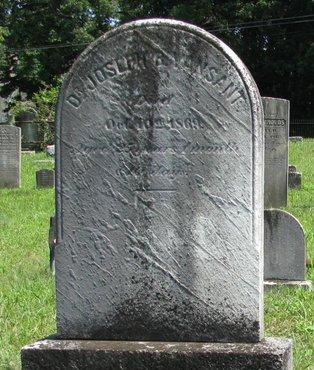 VAN SANT, JOSEPH B. - Monmouth County, New Jersey   JOSEPH B. VAN SANT - New Jersey Gravestone Photos