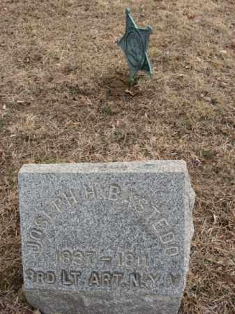 BASTEDO, JOSEPH H. - Morris County, New Jersey | JOSEPH H. BASTEDO - New Jersey Gravestone Photos