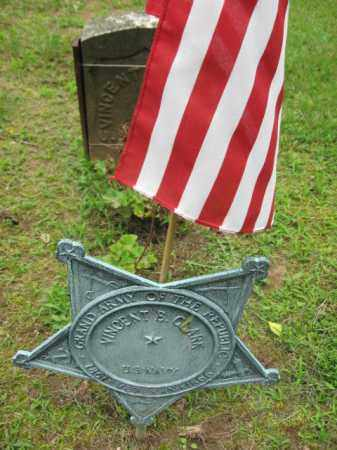 CLARK, VINCENT B. - Morris County, New Jersey | VINCENT B. CLARK - New Jersey Gravestone Photos