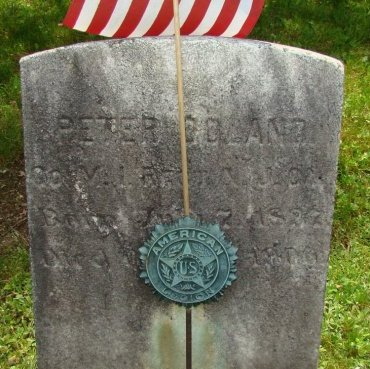 DOLAND, PETER - Morris County, New Jersey | PETER DOLAND - New Jersey Gravestone Photos