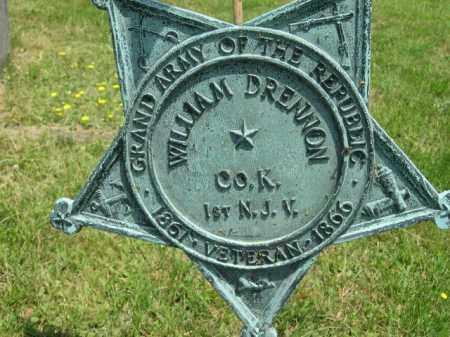 DRENNON, WILLIAM - Morris County, New Jersey | WILLIAM DRENNON - New Jersey Gravestone Photos