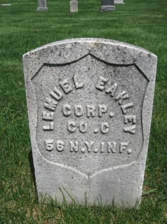 EAKLEY, LEMUEL - Morris County, New Jersey | LEMUEL EAKLEY - New Jersey Gravestone Photos