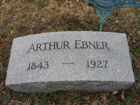EBNER, ARTHUR - Morris County, New Jersey | ARTHUR EBNER - New Jersey Gravestone Photos
