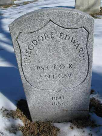 EDWARDS, THEODORE - Morris County, New Jersey   THEODORE EDWARDS - New Jersey Gravestone Photos
