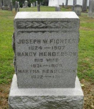 FICHTER, JOSEPH W. - Morris County, New Jersey | JOSEPH W. FICHTER - New Jersey Gravestone Photos