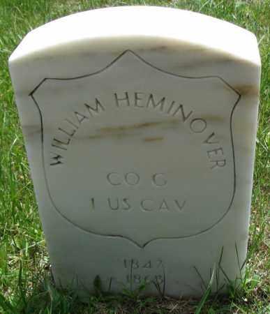 HEMINOVER, WILLIAM - Morris County, New Jersey | WILLIAM HEMINOVER - New Jersey Gravestone Photos